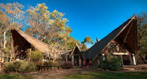 una villa nella Botanical gardens reserve nei pressi del blyde river canyon