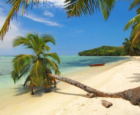 la spiaggia tropicale di diego suarez, in madagascar