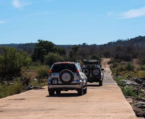lebombo 4x4 trail kruger
