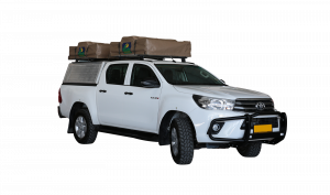 toyota hilux 2.4 fully equipped